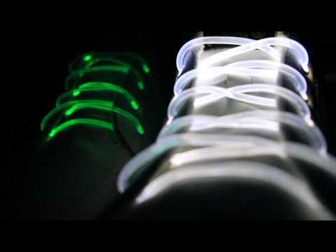 Laser Laces Australia - Flashing LED Shoelaces