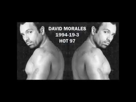 DAVID MORALES ALL NIGHT HOUSE PARTY HOT 97 3-19-94