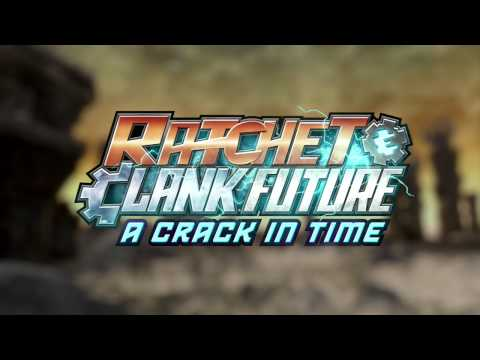 Ratchet And Clank: A Crack In Time Teaser Trailer (PS3) From Insomniac Games