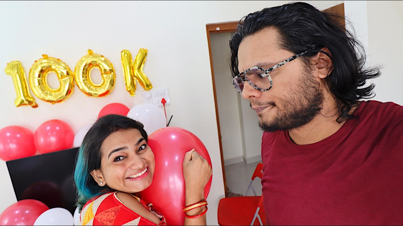 Balloon and Drawing challenge (100K Celebrations 🥳)