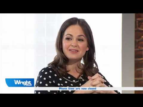 Giovanna Fletcher talks about how she meet Tom 'McFly' Fletcher at school