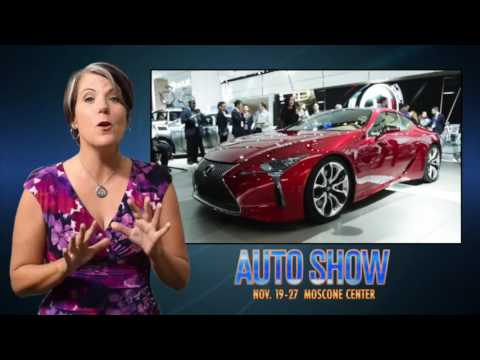 San Francisco Chronicle 59th Annual International Auto Show