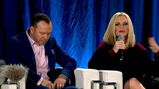 Donnie Wahlberg and Jenny McCarthy | Autism Education Summit 2017 Video