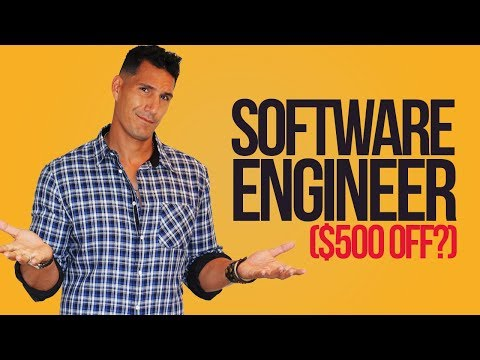 Becoming A Software Engineer: Engineer Immersion (INSANE $500 DEAL)
