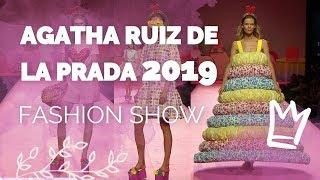 Desfile Agatha Ruiz de la Prada Fashion Show - MBFWM Spring/Summer 2019