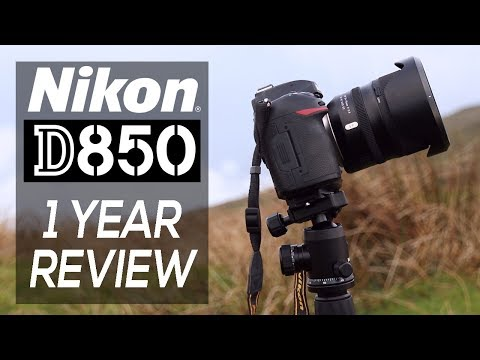 NIKON D850 | 1 YEAR REVIEW | The Pros and Cons? - YouTube