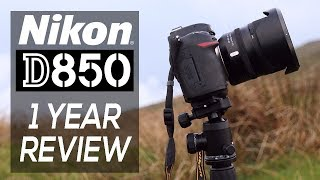NIKON D850 | 1 YEAR REVIEW | The Pros and Cons?