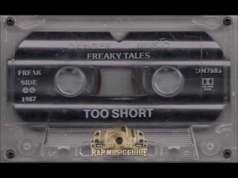 Too Short - Freaky Tales Instrumental Remake