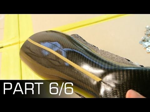 Full Tutorial (20min) On How To Make Prepreg Carbonfiber Parts - OUT OF AUTOCLAVE (PART 6)
