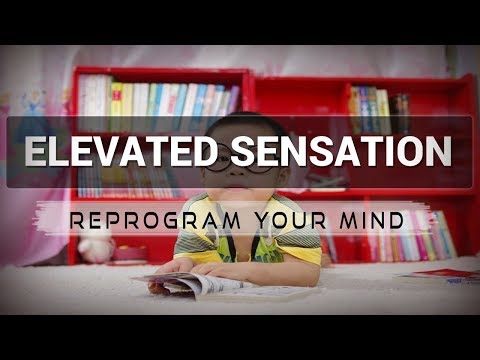 Positive Affirmations for Elevated Sensation - Law of attraction - Hypnosis - Subliminal