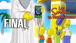 Los Simpson El videojuego Final Español Gameplay Walkthrough Xbox360/PS3