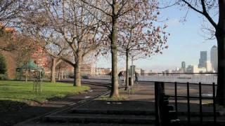 King Edward VII Memorial Park, Wapping, Limehouse, London, E1W: Thames Tunnel Proposal
