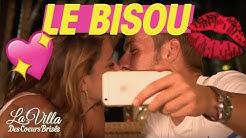 #LaVilla3 😍 Premier bisou pour Linda et Julien !! 😍