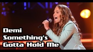 Baixar - Demi Something S Gotta Hold Me The Voice Kids 3 The Blind Auditions Grátis