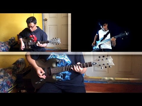 Pierce The Veil - Dive In (Instrumental Cover)