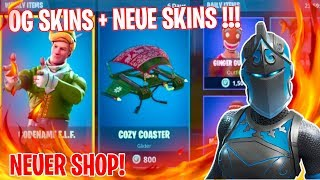 STREAM TO SHOP! 🔥 NEW RARE EIS SKINS! + OG SKINS - 1 SIEG = GIVEAWAY - Fortnite Battle Royale