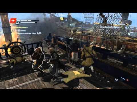 Assasins Creed 4 Black Flag #012 Die neue Galionsfigur!  Let's Play Assasins Creed 4 Black Flag