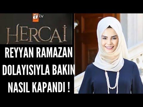 Ebru Şahin Ramazan Dolayısıyla Bakın Nasıl Kapandı ? Hercai 39 bölüm fragmanı