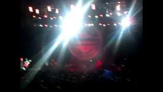SLAYER - South of heaven/Angel of death (Live@Belgrade KomBankArena - 25-06-2013)