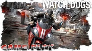 Watch Dogs - Transporter - Fixer Contract - Gameplay.