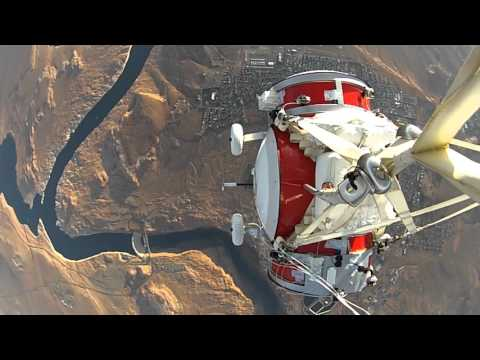 Near-Space Balloon Flights Closer With Mini-Capsule Test | Video