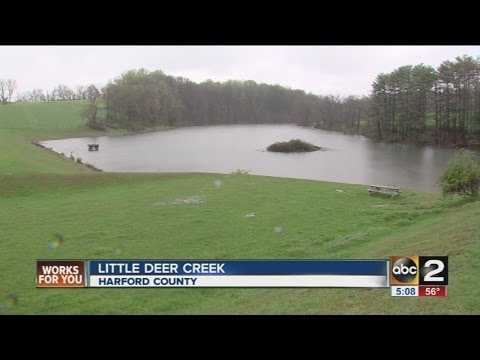 Concerns over dam flooding in Harford County