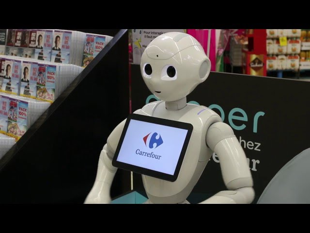Pepper chez Carrefour