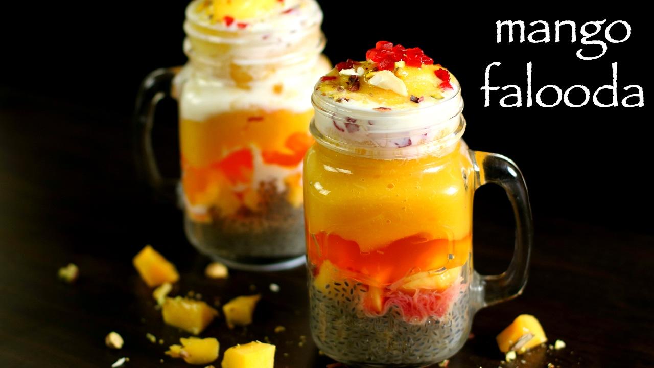 how to make faluda ice cream