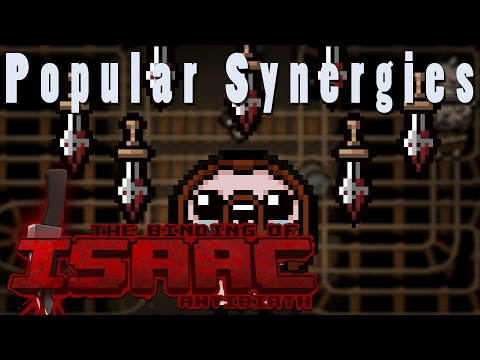 The Binding of Isaac Antibirth | DamoPLEASE | Popular Synergies!