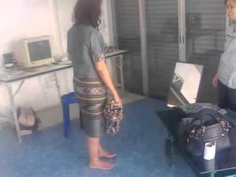 ตัดชุดผ้าไหม ตัดชุดผ้าไทย