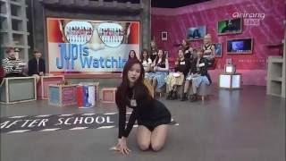Twice's Mina dancing to Sunmi's 24Hours
