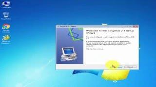 Cum instalam windows vista/7/8/8.1 fara stick usb  bootabil DVD/CD, sau alte chesti externe