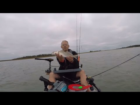 Murrells Inlet SC Trout Fishing