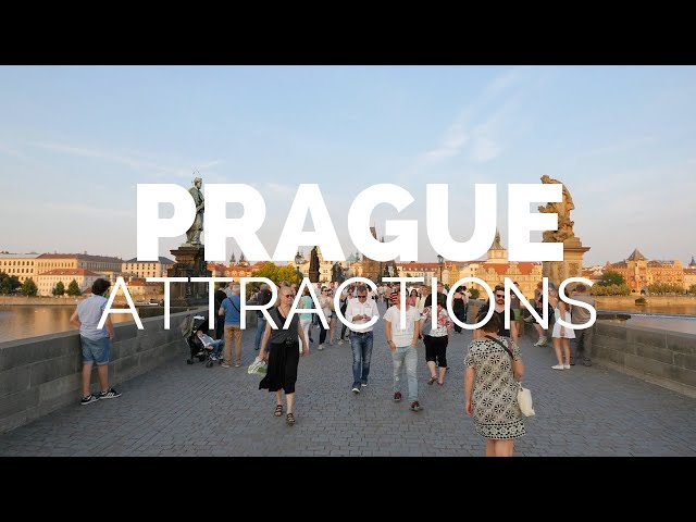 10 Top Tourist Attractions in Prague - Travel Video