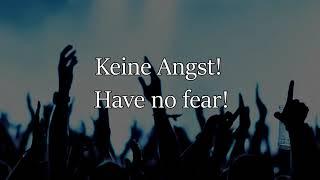Keine Angst - Casper feat. Drangsal (English Subtitles)