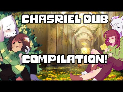 Chara and Asriel Dub Compilation! (Undertale Comic Dub) (69k Special Day 2)