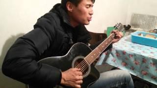 Кош махабат - Мелис Атамбаев на гитаре