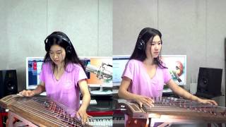 Elmore James-Dust My Broom Gayageum ver. by Luna