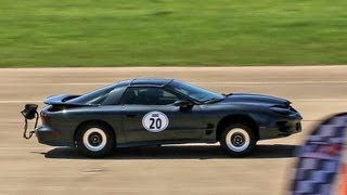 1200hp Turbo T/A vs ALL