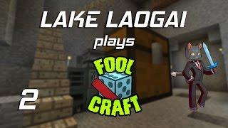 FoolCraft - Episode 2: COLOSSAL Storage - Modded Minecraft 1.10.2