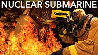 How to Fight Fire or Flooding on a Nuclear Submarine - Smarter Every Day 244