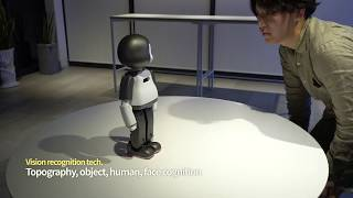 [LIKU robot] vision recognition Tech
