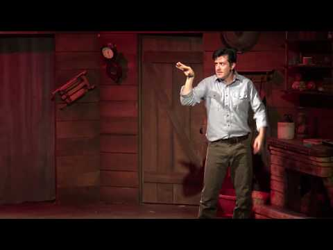 Evil Dead the Musical Hand Fight 2017