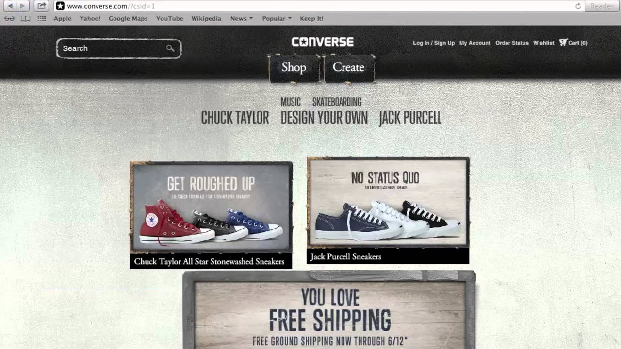 converse coupon codes