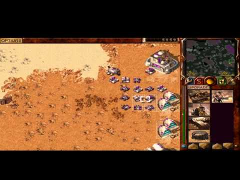Dune 2000 Multiplayer - Soldier (A) vs Fire (H) 2012-02-22 Observer mode