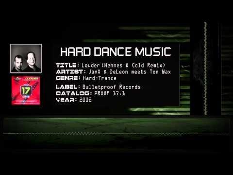 JamX & DeLeon meets Tom Wax - Louder (Hennes & Cold Remix) [HQ]