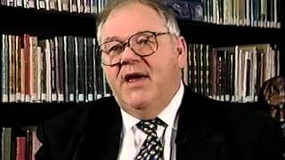 Dr. William Oddie: An Anglican Priest Who Became Catholic - The Journey Home (6-16-2003)