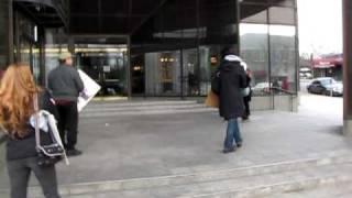 DC Activists protest Gartenhaus for killing animals for fur 12.12.09 part2