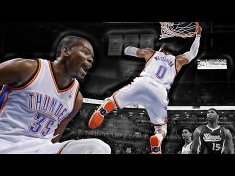 Download Russell Westbrook: Top 5 Alley Oop Dunks from KD