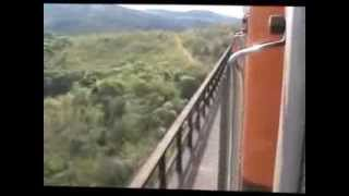 Viagem de trem: Belo Horizonte x Vitória